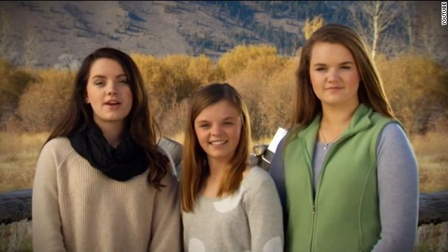 Cheney features daughters in new TV ad