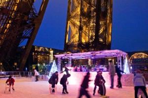 Pista de la Torre Eiffel (París)