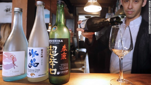 Why (and how) you ought to start drinking sake