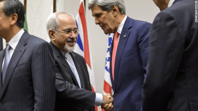 Iran, powers powers reach nuclear deal