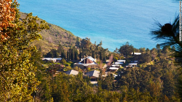 Look to Big Sur's New Camaldoli Hermitage, a working Benedictine monastery, for serenity.