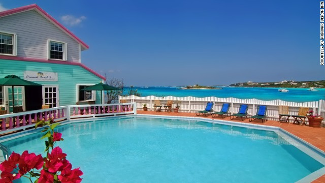 Anguilla's Arawak Beach Inn has a seven-day tech-free package called the Isolation Vacation, free of devices and televisions for the week.