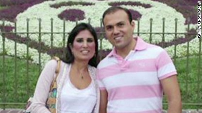 Wife of U.S. pastor held in Iran: Free him