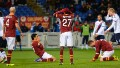 Roma surrender top spot