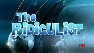 Vote for your favorite 2013 RidicuList