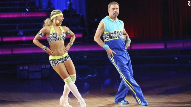 'Dancing With the Stars' is down to final three