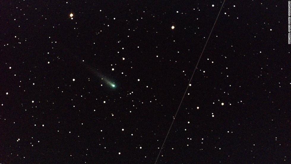 El cometa ISON