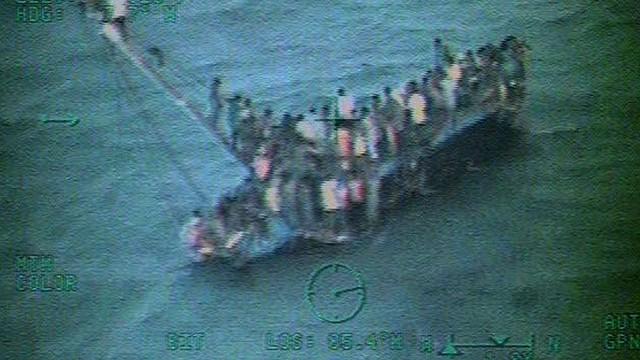 Al menos 30 haitianos mueren y decenas son rescatados tras el naufragio de un barco
