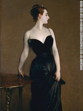 Madame X (1883-84), John Singer Sargent