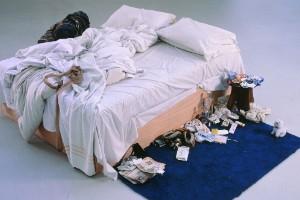 Mi cama (1998), Tracey Emin