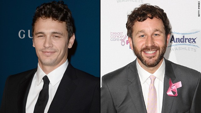 James Franco, Chris O'Dowd to make Broadway debut