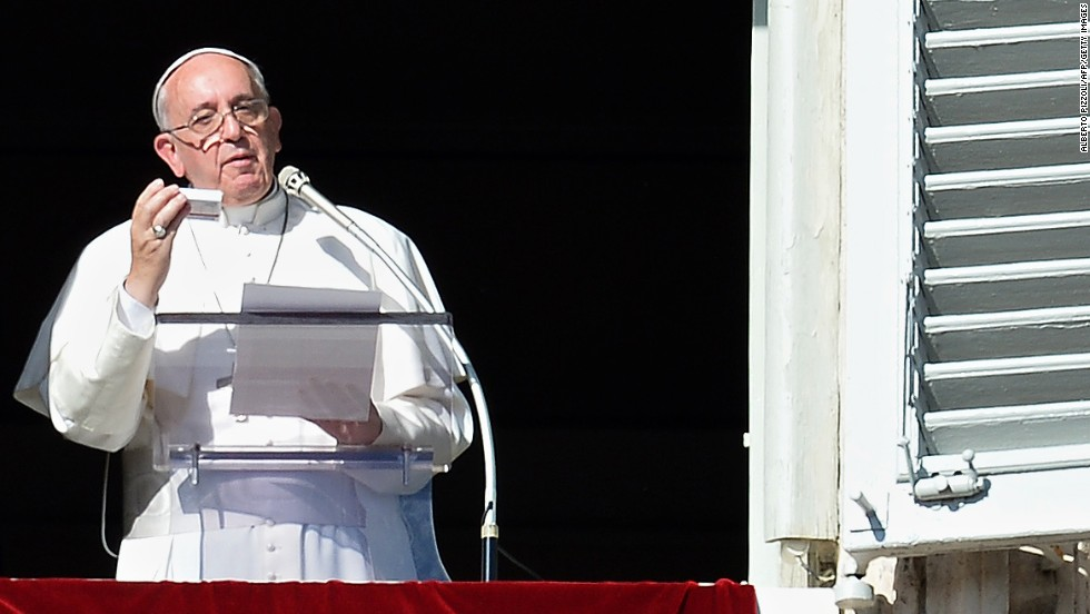 """Francisco, """"el papa de la gente"""""""