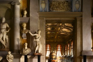 Biblioteca Marciana, Venecia, Italia