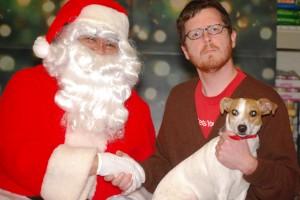 Mascotas navideñas
