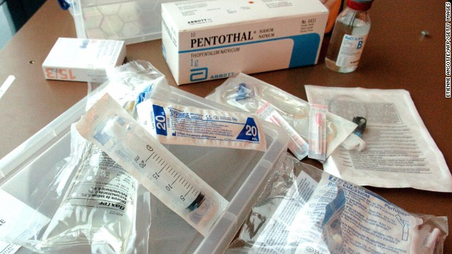 Doctors in Belgium can carry out euthanasia in patients' homes using a special kit of drugs.