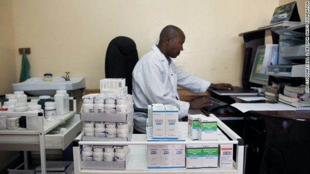 A decade ago, Mother of Mercy Hospice just outside Lusaka, Zambia, had no way to treat people with HIV. Today, it operates a pharmacy fully stocked with lifesaving HIV, TB and malaria drugs.