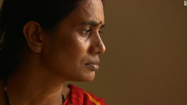 Nirbhaya's mother, Asha Devi mourns her daughter.