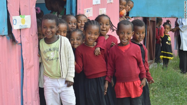 """I have 29 children"": The 'mothers' to Ethiopia's most vulnerable kids"