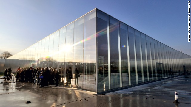 Welcome to the Louvre-Lens, a gleaming art gallery breathing new life into a former coal mining town in northern France.