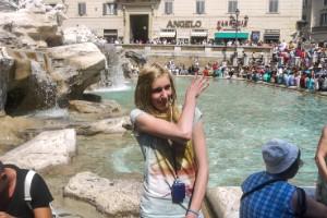 Y Roma en el verano