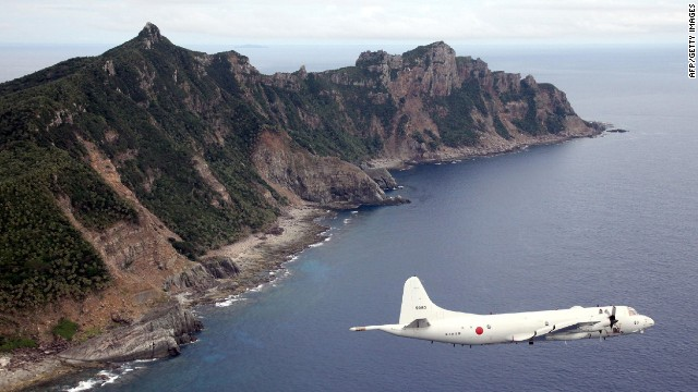 China sends fighter jets into disputed air zone; Japan, South Korea defiant