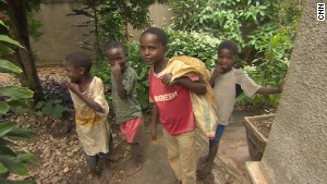 'Mama Sunday' feeds Burundi's hungry children