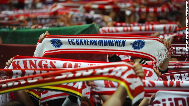 "In Germany, the ""50 + 1"" rule means the association or club has to have a controlling stake, so commercial interests can't gain control. While Audi and Adidas own 9% each in Bayern, its 225,000 members have the remaining 82%."