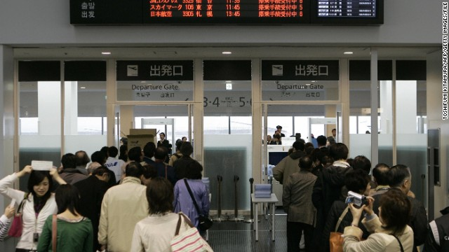 Ready, set, scramble: Bulky hand luggage and priority boarding could be causing more delays, not less.