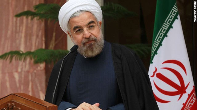 Report: Rouhani says Iran will not dismantle nuclear facilities