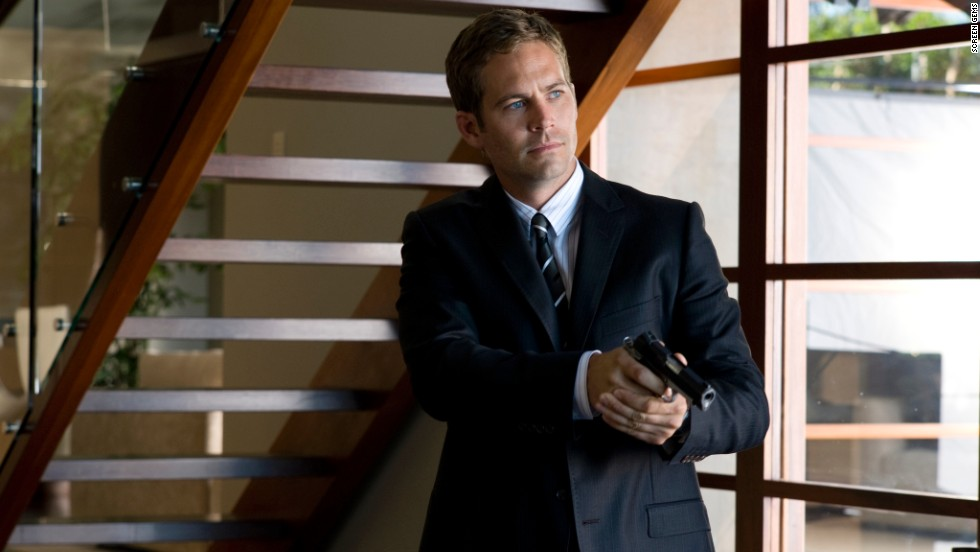 Muere el actor Paul Walker