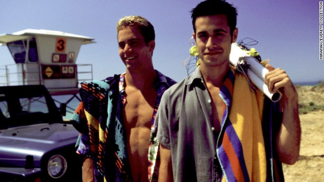 "Walker and Freddie Prinze Jr. co-starred in the popular film ""She's All That."""