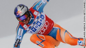 Svindal repeats Lake Louise win