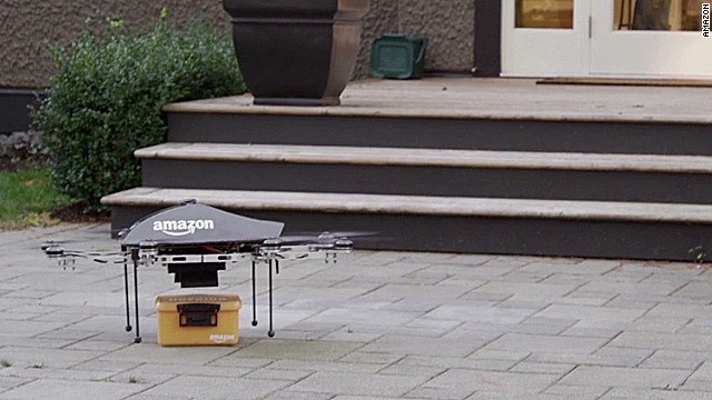 Vo Amazon Drone Delivery System 00005818