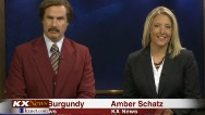 Ron Burgundy takes over ND newscast