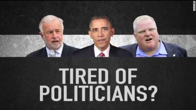 New ad compares Obama, congressman to Rob Ford