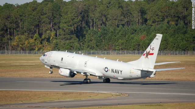 U.S. Navy deploys new reconnaissance planes to Japan