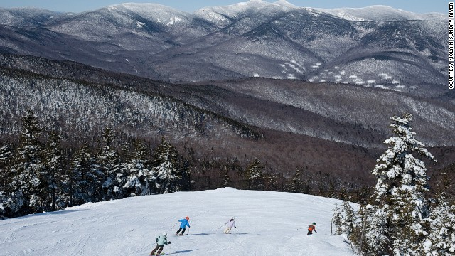 Sunday River has a number of exciting developments in the pipeline this winter, including a new, 15-acre terrain park designed by Sochi-bound free-ski athlete Simon Dumont, and 60 acres of glades that have been opened for tree skiing.