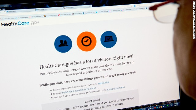 U.S. drops contractor for work on Obamacare website