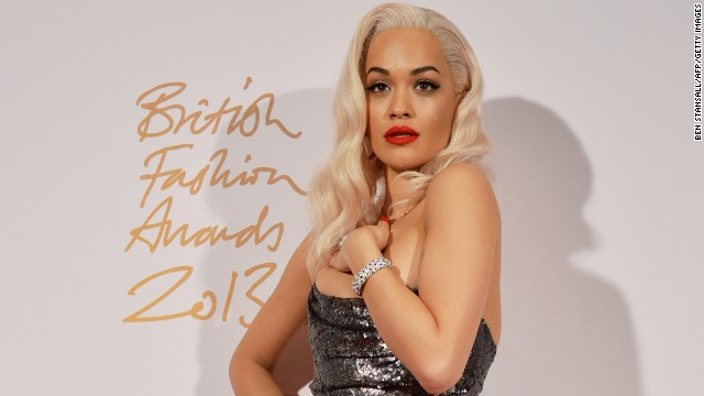 Rita Ora has been cast in the upcoming adaptation of