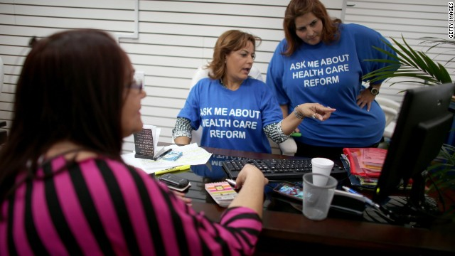 Younger Americans least familiar with Obamacare, poll shows