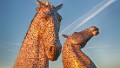 Step aside 'Nessie,' Meet 'The Kelpies'