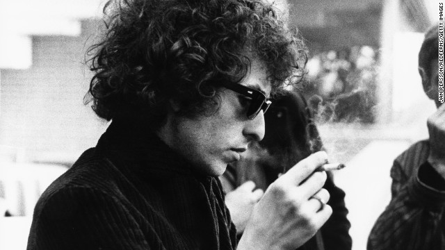 Photos: Bob Dylan: Voice of a generation
