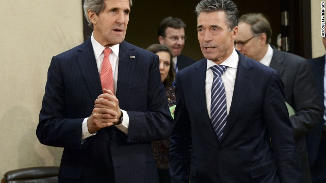 Uncertainty over security clouds NATO talks on Afghanistan