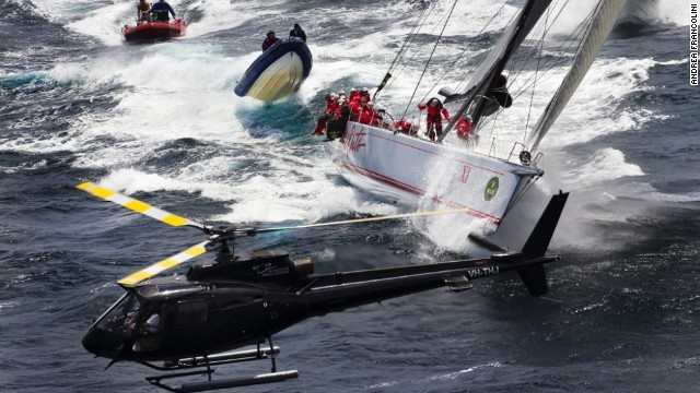 The notorious Sydney to Hobart race has had its tragedies, but this time it was comfortably won by Wild Oats XI, owned by Bob Oatley, in a new record of one day, 18 hours, 23 minutes and 12 seconds.