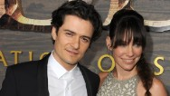 Orlando Bloom's 'nail-biting' return