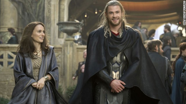 Natalie Portman's 'Thor' surprise, and more news to note