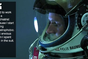 'Felix Baumgartner, el audaz'