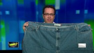 "Subway's Jared Fogle and his famous ""fat pants"""