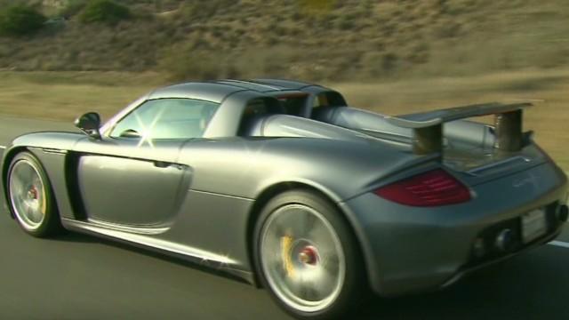 Paul Walker Crash Why Porsche Carrera Gt Is Not A Car To