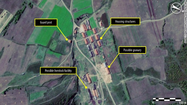 North Korea\'s political prisons growing?